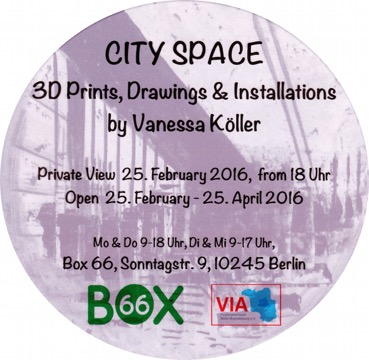 City Space Exhibition